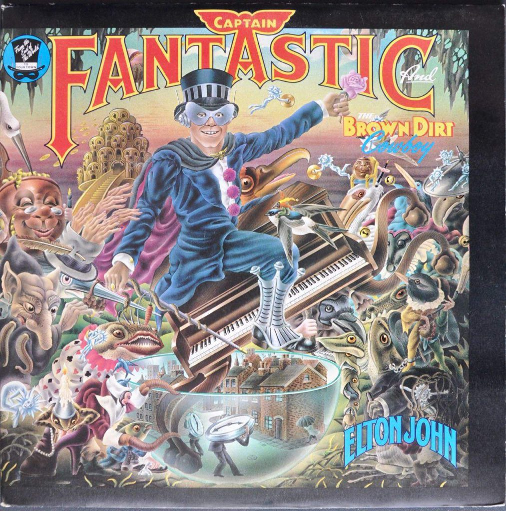 Music Legends 1 Elton John Collectables That Hit The High